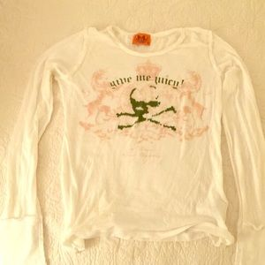 Super soft cotton Juicy Couture Tee
